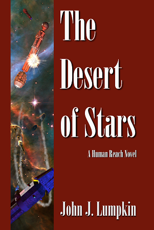 The Desert of Stars front cover