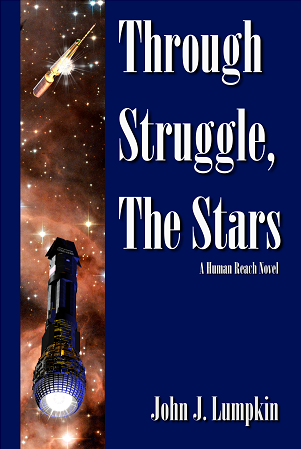 Through Struggle, the Stars front cover